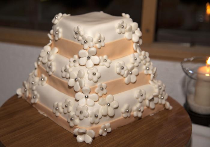 Rezept hochzeitstorte selber machen recipes simply delicious - Hochzeitstorte dekorieren ...