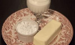Zutaten für Butterceme
