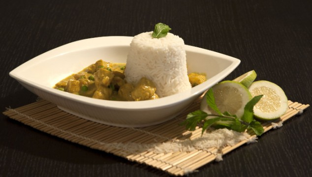 Chicken Mango Curry