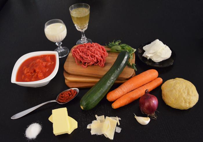 ingredients-lasagne-cups