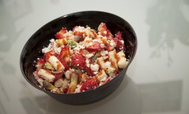 Strawberry-Aspargus-Salad