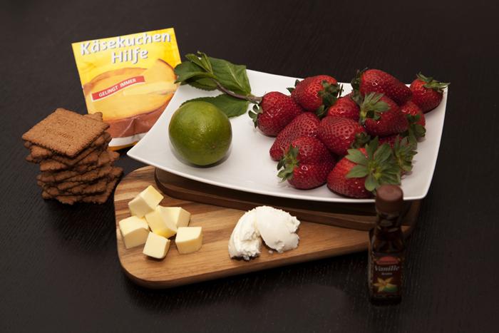 ingredients-strawberry-cheesecake
