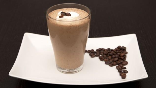 Nutella-Coffee Milkshake