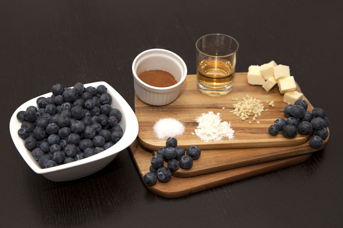 ingredients-blueberry-tart