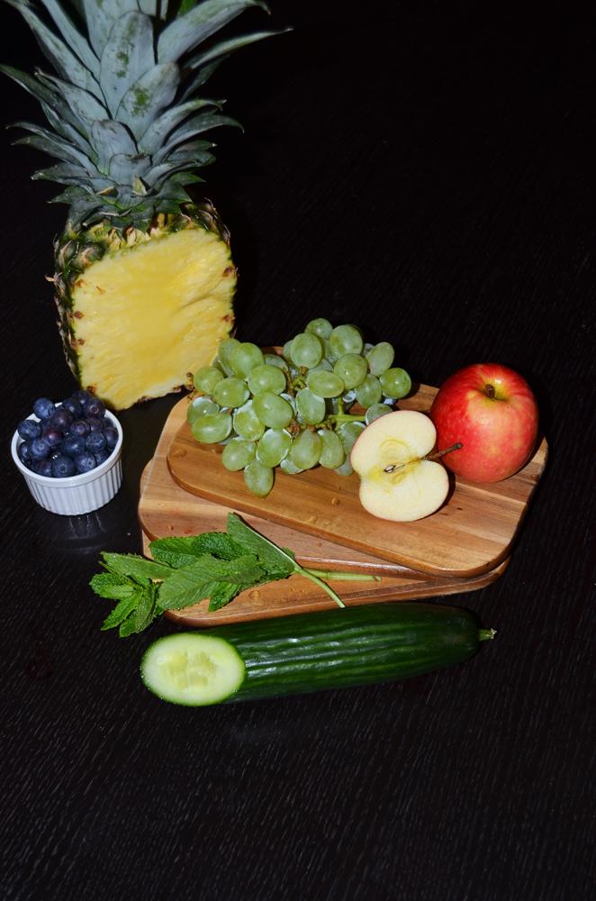 ingredients-pineapple-grapes-gherkin-salad-3